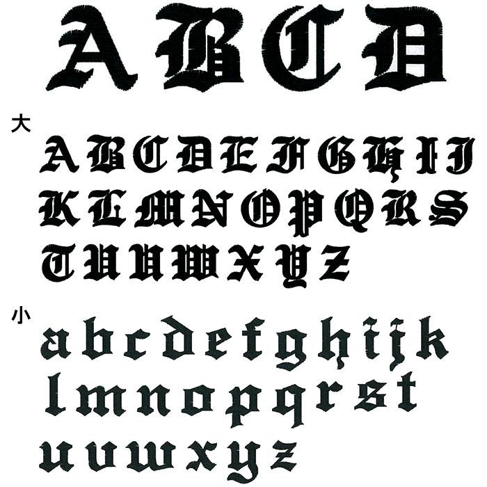 ドイツ文字